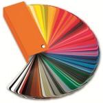 Autres couleurs RAL granitées au choix