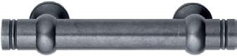 Baton de marechal horizontal (vieux fer)