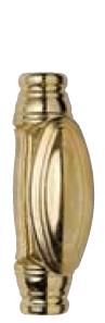 Bouton laiton