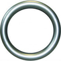 Hublot rond finitions aluminium
