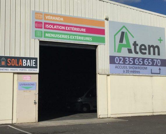 ATEM+, pour la pose de vos volets, fenêtres et portes Solabaie