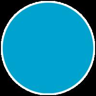 Saphir blue